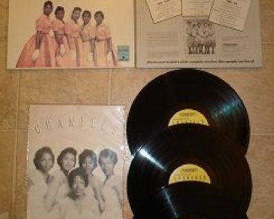 CHANTELS ~ Mint- LP Box Set !