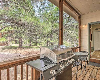 New! Charming Cloudcroft Cabin w/ Deck & Mtn Views - Cloudcroft