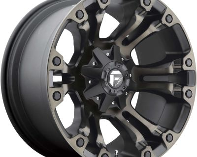 Texas - D 569 Vapor Fuel Wheels and Toyo tires.