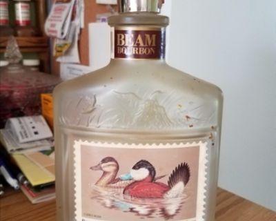 Jim Beam Decanter Duck Series (Empty)