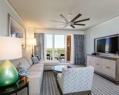 Ritz-carlton Key Biscayne 5 Star Oceanfront Resort One Bedroom Suite - Key Biscayne