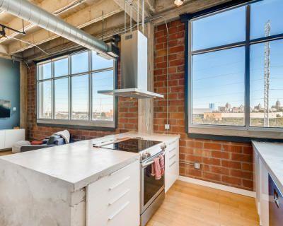Bright Southtown Contemporary Loft/Kitchen, San Antonio, TX