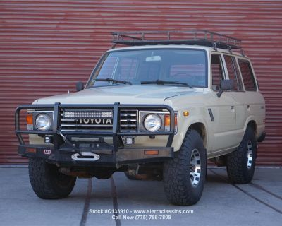1986 Toyota Land Cruiser FJ