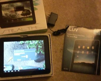 TRIO Stealth Android 8GB Tablet