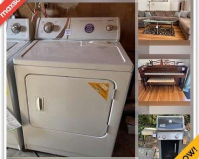 Los Gatos Moving Online Auction - Carlester Drive