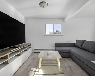 Gut renovated 2beds apartment, 10min from Manhattan. Fully furnished, queen size - Union City
