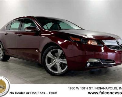2013 Acura TL SH-AWD w/Technology Package