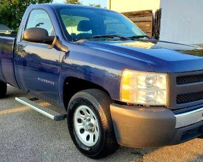 2010 Chevrolet Silverado 1500 Work Truck 2WD