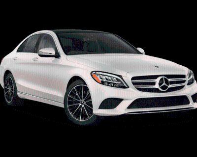 New 2021 Mercedes-Benz C 300 4MATIC 4D Sedan