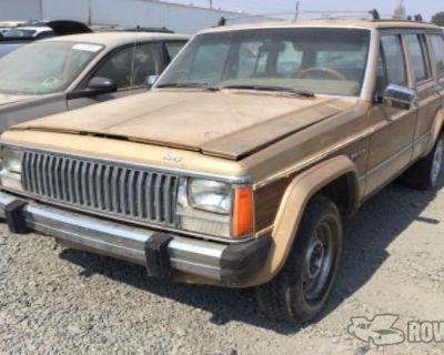 1984 AMC Wagoneer