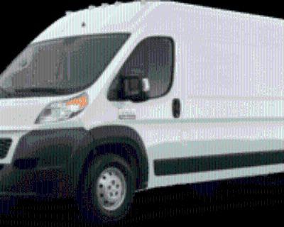"""2020 Ram ProMaster Cargo Van 1500 Low Roof 136"""""""