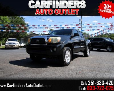 Used 2009 Toyota Tacoma 2WD Double V6 AT PreRunner (Natl)