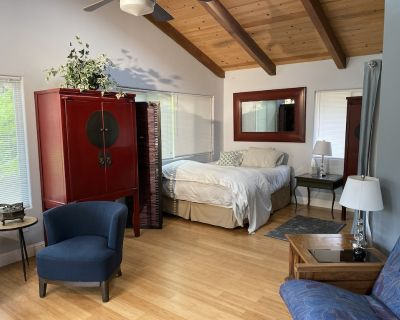Luxury Guesthouse w/Jacuzzi Tub for Two - Chico
