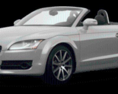 2009 Audi TT Premium