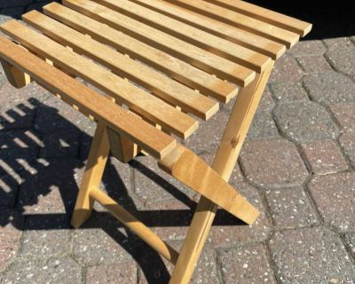 Small stool. Perfect for kid or plants