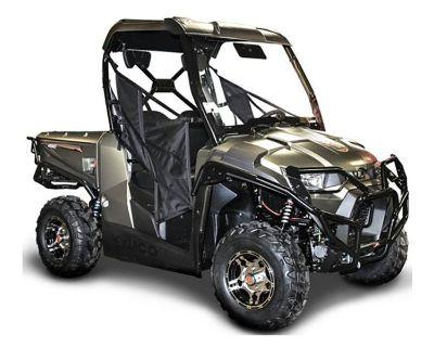 2018 Kymco UXV 450i LE Hunter Utility SxS Amarillo, TX
