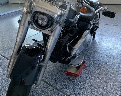 2019 Harley-Davidson FAT BOY