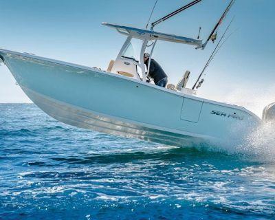 2022 Sea Pro 259