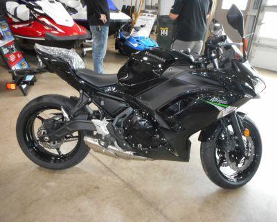 2020 Kawasaki Ninja 650 ABS Sport Belvidere, IL