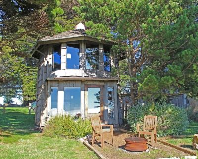 Wine Barrel - One of a kind home - Albion