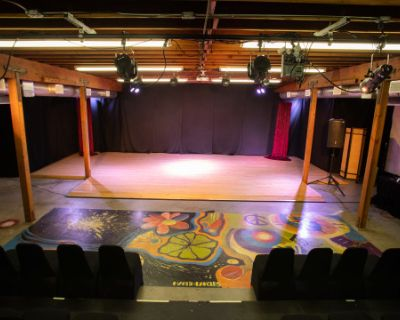 Unique Bohemian-Style Theatre, North Hollywood, CA