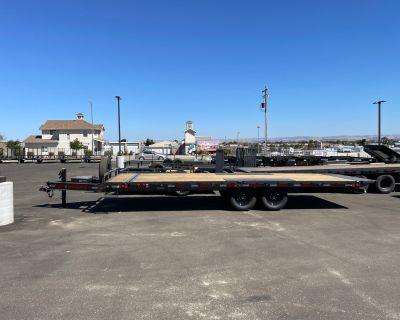 "2022 MAXXD TRAILERS 102""x24' Deckover Tilt TOX Trailer - Utility Paso Robles, CA"