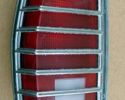 77 78 79 Pontiac Safari Station Wagon Sw Tail Light Lh