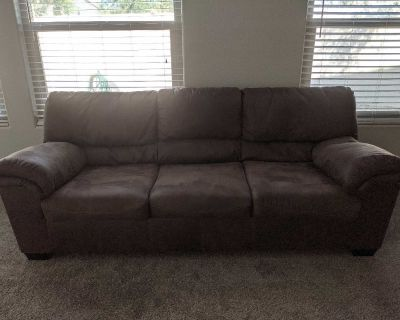 Three person couch