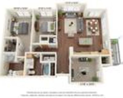 Stonepointe 55+ Apartments - Three Bedroom - C1