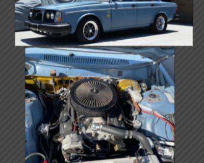 79 Volvo Mini Tubbed (Chevy Small block )