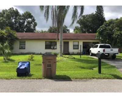 3 Bed 1 Bath Preforeclosure Property in Fort Myers, FL 33905 - 4th Street East