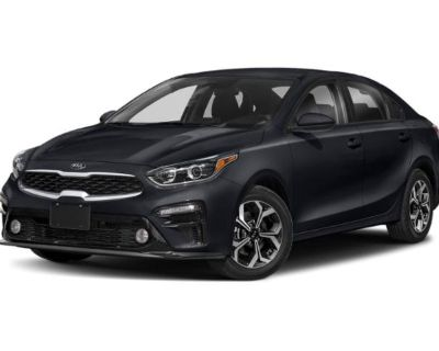 Pre-Owned 2021 Kia Forte LXS FWD