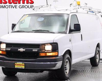 2011 Chevrolet Express Cargo Van Base