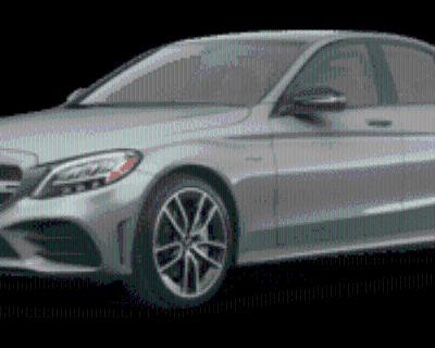2020 Mercedes-Benz C-Class AMG C 43