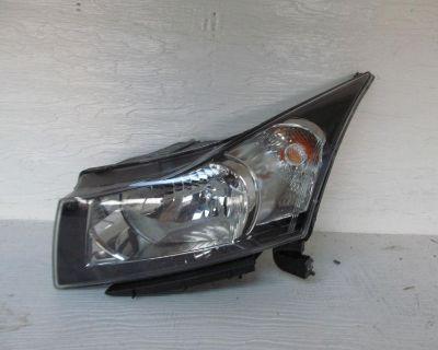 Chevrolet Cruze Headlight Lh 11-13