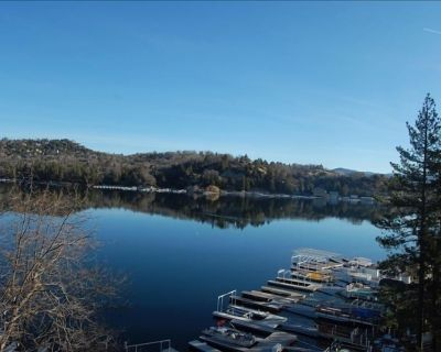 Amazing Lakefront Lakeview Mountain Cabin Getaway!!!! with 2 Decks. - Cedar Glen