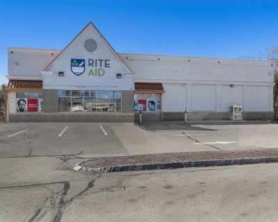 For Sale | NNN | Rite Aid Next to Eliot Hospital | Manchester, NH