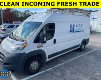 2018 Ram ProMaster Cargo Van 2500 High Roof 159""