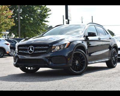 2018 Mercedes-Benz GLA GLA250 4D SAV