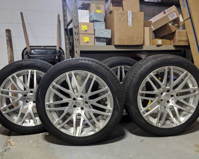Genuine Brabus Wheels