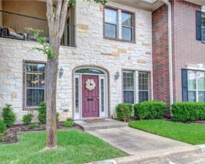175 Forest Dr, College Station, TX 77840 3 Bedroom Condo