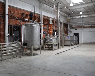 10,000 square foot Distillery and Industrial Vintage Warehouse Space with Contemporary Office zone, 20,000 sq ft private side lot, and creepy basement in the heart of Los Angeles!, Los Angeles, CA