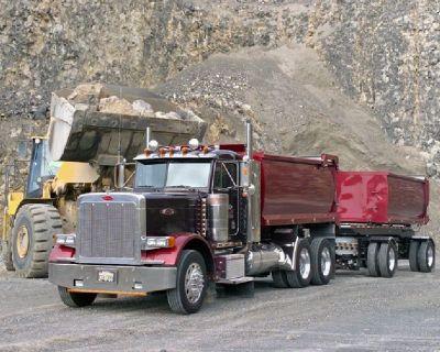 Financing for heavy equipment & dump trucks