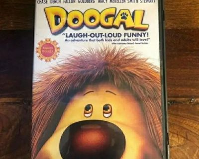 Doogal Kids Movie DVD