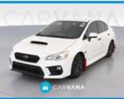 2020 Subaru WRX White, 9K miles