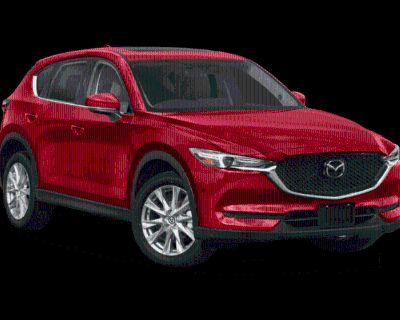 New 2021 Mazda CX-5 Grand Touring AWD