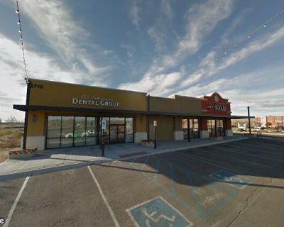 SEC of Coors Blvd and Rio Bravo | Las Estancias Shop Space