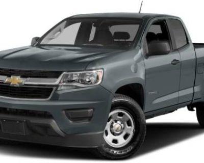2018 Chevrolet Colorado WT