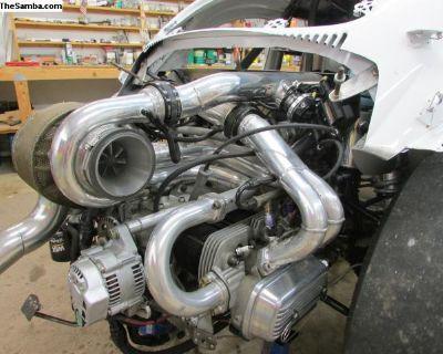 Turbocharged 2386