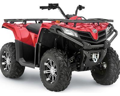 2021 CFMOTO CForce 500 EPS ATV Utility Burleson, TX